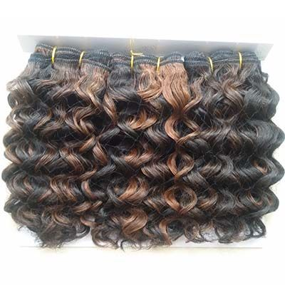 3 Pcs Short Water Deep Curl
