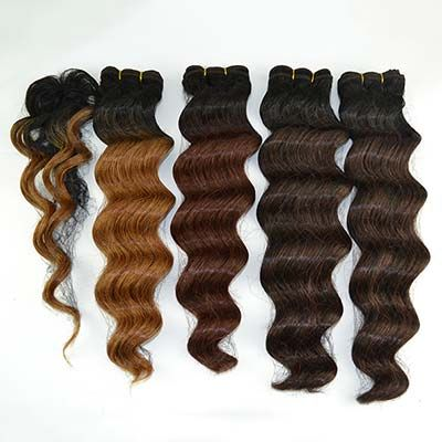 5 pcs Long Deep Curl