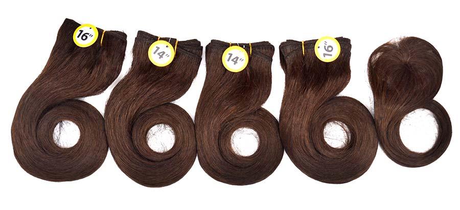 5 pcs rommance curl